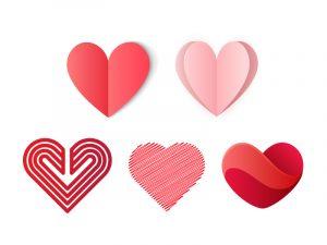 وکتور قلب